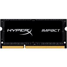HyperX SO-DIMM 4 GB DDR3L 1866 MHz Impact CL11 Schwarz Serie - Arbeitsspeicher