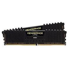 Corsair 16GB KIT DDR4 2666MHz CL16 Vengeance LPX schwarz - Arbeitsspeicher