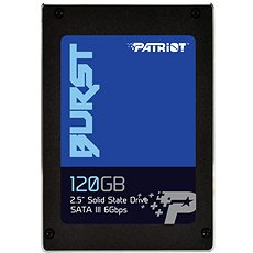 Patriot SSD Burst 120GB - SSD Disk