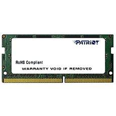 Patriot SO-DIMM 16GB DDR4 2400MHz CL17 Signature Line - Arbeitsspeicher