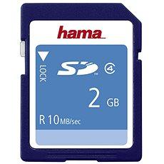 Hama SD 2 GB Class 4 - Speicherkarte