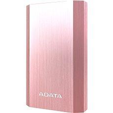 ADATA A10050 Power Bank 10050mAh Rose Gold - Powerbank