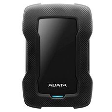 "ADATA HD330 HDD 2.5 ""1 TB schwarz - Externe Festplatte"