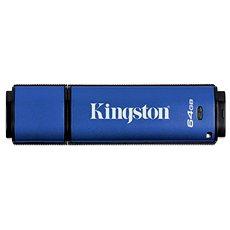 Kingston Datatraveler Vault Privacy 3.0 64 Gigabyte - USB Stick