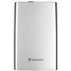 "Verbatim 2.5"" Store 'n' Go USB HDD 1TB - Silber - Externe Festplatte"