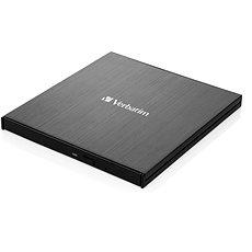 Verbatim External Slimline USB 3.0 Blu-ray Writer - Blu-Ray-Brenner