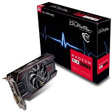 SAPPHIRE PULSE Radeon RX 560 4G OC - Grafikkarte