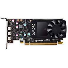 HP NVIDIA Graphics PLUS Quadro P400 - Grafikkarte