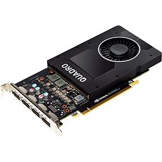 HP NVIDIA Graphics PLUS Quadro P2000 - Grafikkarte