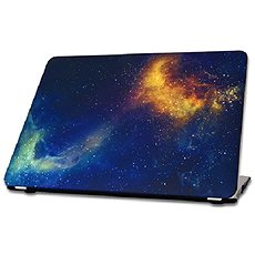 "Epico Galaxy Orange für MacBook Air 13 ""2018 - Silikon-Schutzhülle"