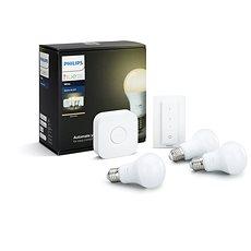 Philips Hue White 8.5W E27 Starter Kit - LED-Lampe