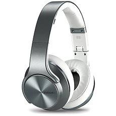 EVOLVEO SupremeSound E9 silber/weiß - Kopfhörer mit Mikrofon
