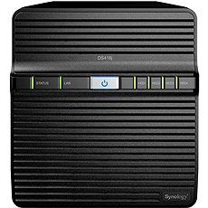 Synology DiskStation DS418j - Datenspeicher