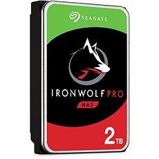 Seagate IronWolf Pro 2TB - Festplatte