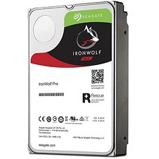 Seagate IronWolf Pro 4 Terabyte - Festplatte