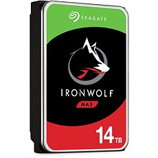 Seagate IronWolf 14TB - Festplatte