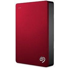 Seagate BackUp Plus Portable 5 TB Red - Externe Festplatte