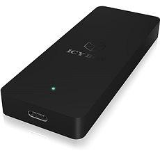 ICY BOX IB-1812-C31 Externes USB-C-Gehäuse für M.2 SATA SSD - Externe Box