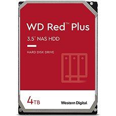 Western Digital Red 4TB - Festplatte