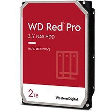 WD Red Pro 2TB - Festplatte