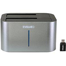 EVOLVEO DION 2, 10 Gb / s - Externe Docking-Station