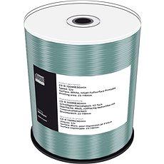 MediaRange CD-R Inkjet Fullsurface Printable Cakebox  100 Stück - Media