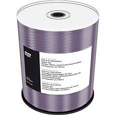 DVD-R Inkjet Fullsurface Printable 100 Stk Cakebox - Media