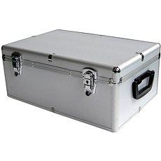 MediaRange DJ Case 500 silber - Koffer
