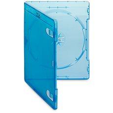 Blu-ray Medienbox blaufür 10 Stück - CD/DVD-Hülle
