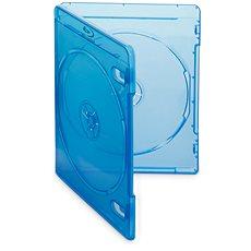 Box für 2Stk. Blu-ray - blau, 10 Stück/Packung - CD/DVD-Hülle