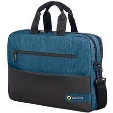 "American Tourister CITY DRIFT 15,6 "" - Schwarz/Blau - Laptop-Tasche"
