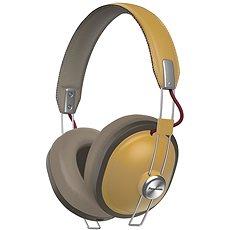 Kopfhörer mit Mikrofon Panasonic RP-HTX80B - Cremefarben - Kopfhörer mit Mikrofon