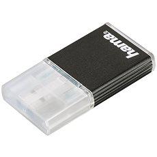 Hama USB 3.0 Anthrazit Kartenleser - Kartenleser