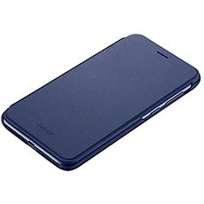 Honor 9 Lite PU Flip cover Blue - Handyhülle