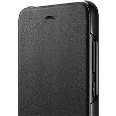 Honor 9 Lite PU Flip cover Black - Handyhülle