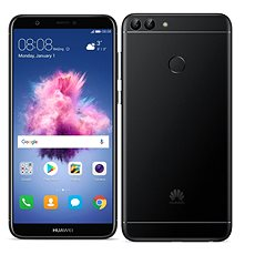 HUAWEI P smart Single SIM Schwarz - Handy