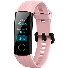 Honor Band 4 Crius-B19 Coral Pink - Fitness-Armband