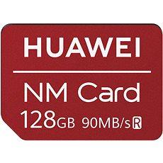Huawei Original Nano Speicherkarte Rot 128 GB - Speicherkarte