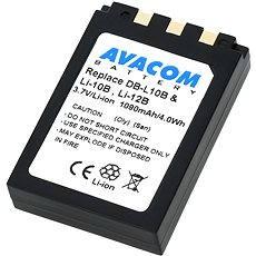 AVACOM für Olympus LI-10B LI-12B Li-ion 3,7V 1090mAh - Laptop-Akku