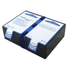 AVACOM Ersatz für RBC123 - USV-Batterie - Ladebatterie