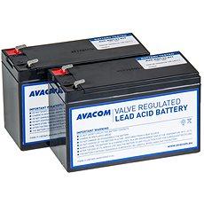 AVACOM Ersatzbatterie für die Erneuerung der RBC33 (2St Batterien) - Ladebatterie