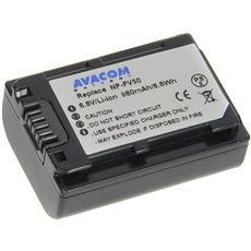AVACOM für Sony NP-FV30, NP-FV50 Li-ion 6,8V 980mAh 6Wh - Ladebatterie