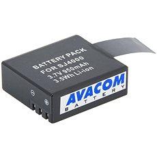 AVACOM za Sjcam Li-Ion 3.7V 950 mAh 3.5Wh pro Action Cam 4000, 5000, M10 - Camcorder Batterien