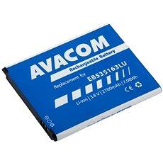 AVACOM für Samsung Grand Neo Li-Ion 3,8V 2100mAh, (Ersatz EB535163LU) - Ersatzbatterie