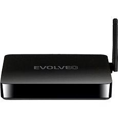 EVOLVEO MultiMedia Box M4, Quad Core - Multimedia-Zentrum