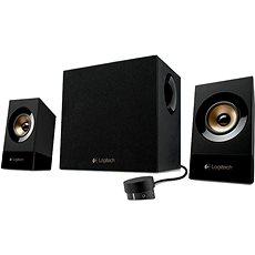 Lautsprecher Logitech Speaker System Z533 schwarz - Lautsprecher