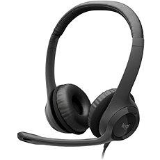 Kopfhörer mit Mikrofon Logitech USB Headset H390 - Kopfhörer mit Mikrofon