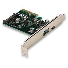 I-TEC PCIe Card USB-C 3.1 gen 2 10 Gps Card - Steckkarte