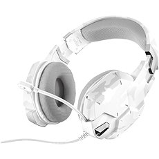 Trust GXT 322C Gaming Headset Weiß Tarnung - Gaming Kopfhörer