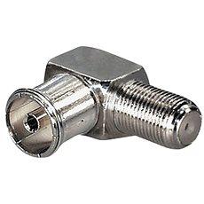 Adapter F / IEC FF 19W, 5 Stück - Kupplung
